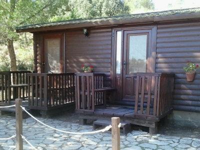 Cabanas albergue